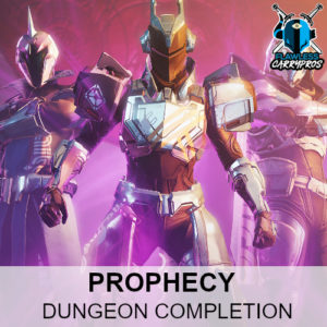 Prophecy Dungeon Solo Flalwess Destiny 2 FlawlessCarryPros Boosting Services