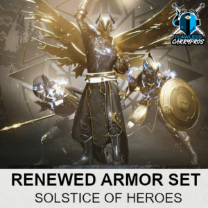 Solstice Of Heroes Renewed Armor Set Upgrade Destiny 2 Boosting Services FlawlessCarryPros